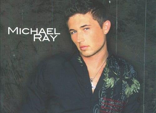 Michael Ray with a beard
