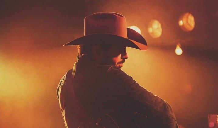 A man wearing a hat