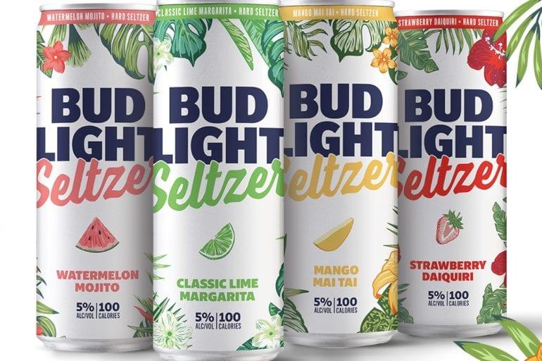 Bud Light Seltzer OOO Variety Pack