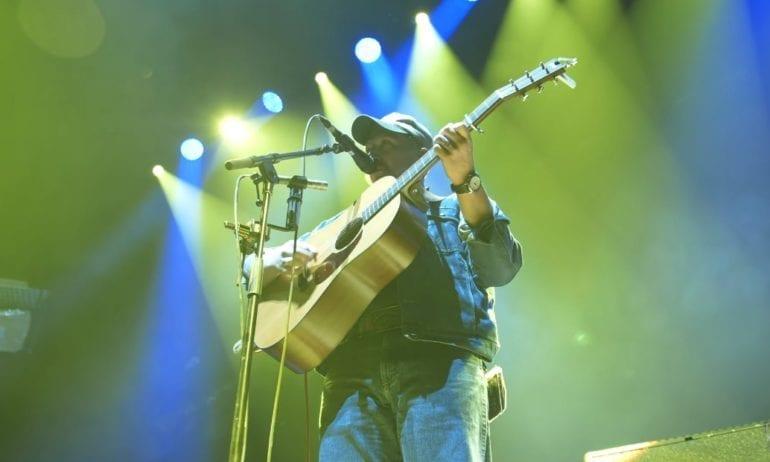 Tyler Childers Live from Rupp Arena in Lexington Kentucky