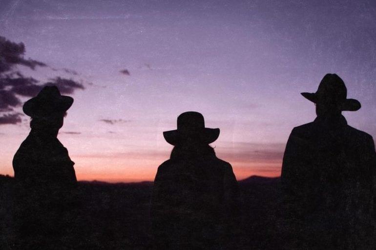 Miranda Lambert Jon Randall Jack Ingram Marfa Tapes Album Cover