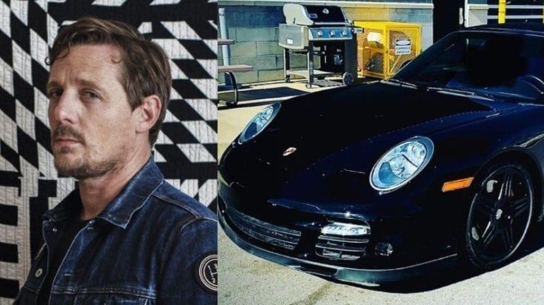 Sturgill Simpson Porsche